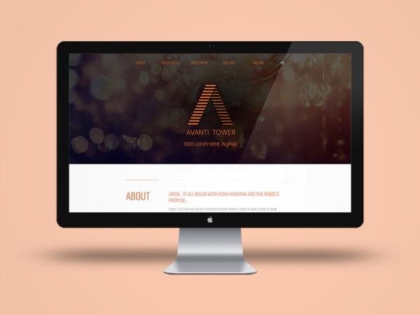 <span>AVANTI-TOWER WEBSITE</span><i>→</i>